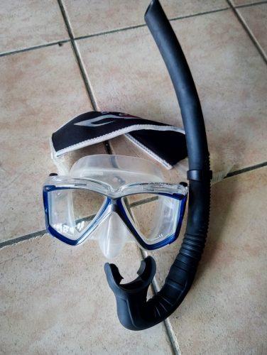 masque et tuba