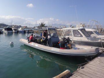 Plongées de formation nitrox confirmé au récif Tabou